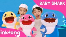 Baby Shark leaps Despacito as most watched YouTube video