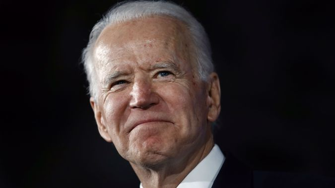Joe Biden continues to lead in key states over Trump, while he is claiming fraud without any evidence. Photo / AP