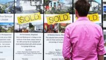 Figures reveal many first home buyers expect gifts or loans to help with deposit