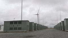 It will be similar to Tesla 100 megawatt megawatt lithium-ion battery station at Jamestown, Adelaide. (Photo / AAP)