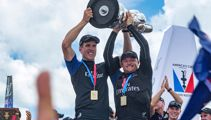 Glenn Ashby confident the AC75's will be great for match racing in this America's Cup