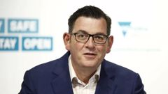 Daniel Andrews. (Photo / News Corp Australia)