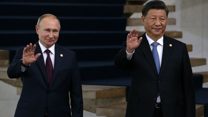 Vladimir Putin Xi Jinping Hold Out On Congratulating Joe Biden