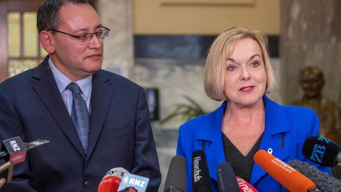 National's caucus reshuffle - Bridges rejects Finance role; Muller, Goldsmith demoted