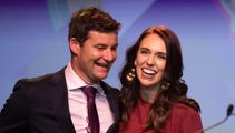 Big day 'some way off': Jacinda Ardern and Clarke Gayford's wedding plans