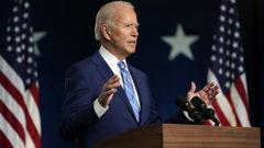 Joe Biden. (Photo / AP)