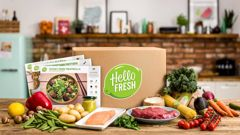 In a message to customers who ordered the meal kit, Hello Fresh apologised for the issue.
