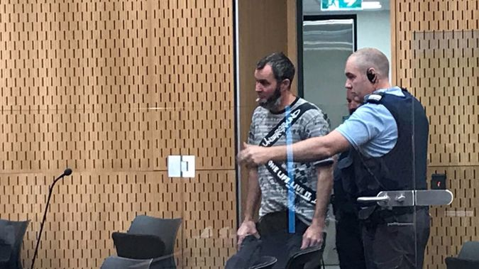 Daryl John Price was jailed at the High Court in Christchurch today. Photo / Tim Cronshaw