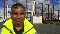 Vinod Kumar. (Photo / NZ Herald)
