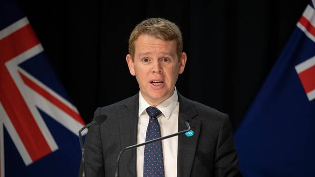 Chris Hipkins: Auckland Covid case 'likely' linked to cluster