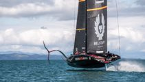 Sir Ben Ainslie after continuity of boat design to ensure new teams are involved