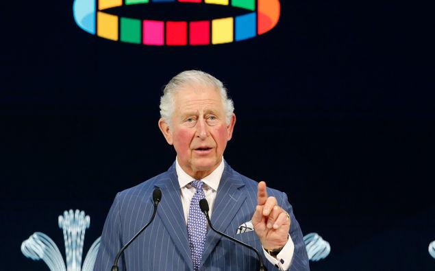 Prince Charles. (Photo / AP)