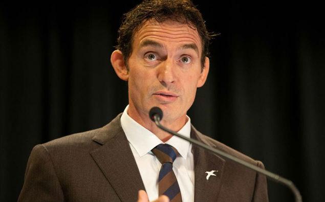 Stuart Nash. (Photo / NZ Herald)