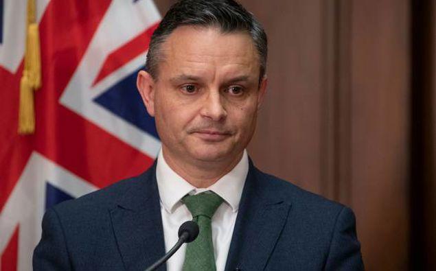 James Shaw. (Photo / NZ Herald)