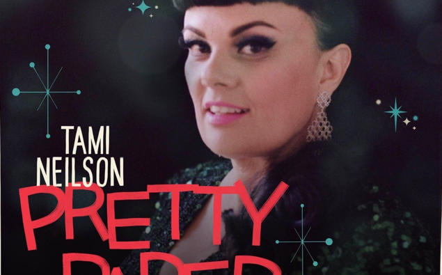 Tami Neilson's new Christmas single 'Pretty Paper'