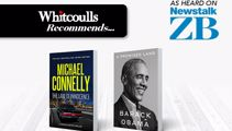 Whitcoulls Recommends: A Promised Land and The Law of Innocence