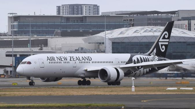 An Air New Zealand cabin crew member tested positive for Covid-19 on Sunday after arriving in Shanghai. Photo / James D. Morgan/Getty Images