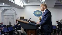 Donald Trump. (Photo / AP)
