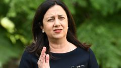 Annastacia Palaszczuk. (Photo / AAP)