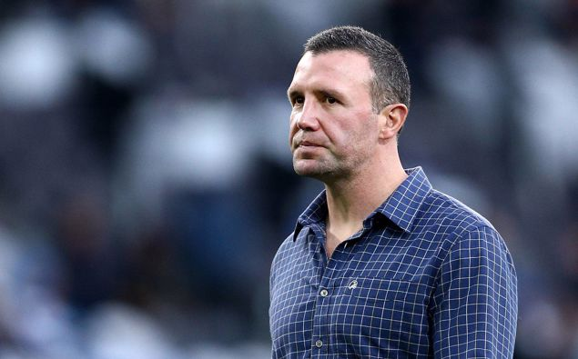 Aaron Mauger (Photo / Getty)