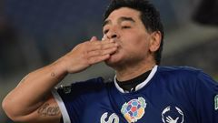 Diego Maradona died at the age of 60. Photo / Photosport