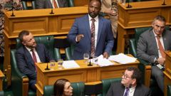 Labour list MP Ibrahim Omer delivering his maiden speech. (Video / Parliament TV)