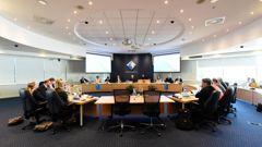 Tauranga City Council in chambers. Photo / File