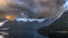 Mike Yardley: Fiordland's Call of the Wild