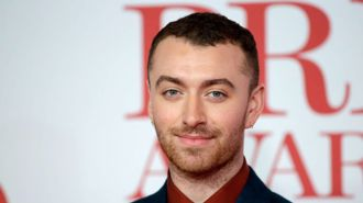 Music review: Sam Smith's new album Love Goes