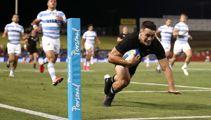 Black on track: Sweet revenge as All Blacks pummel Pumas