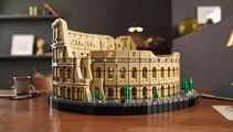 Lego rolls out biggest-ever 9,000 piece Colosseum set