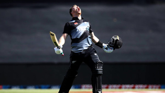 World record falls as Phillips leads Black Caps to crushing win