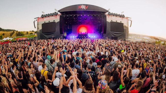 A new law will mean that festivals and drug-checking services won't face prosecution for testing illegal substances to see what's really in them. Photo / Supplied