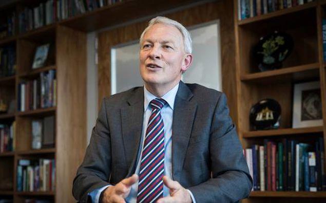 Auckland Mayor Phil Goff. (Photo / NZ Herald)