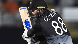 Devon Conway called into Black Caps test squad as injury cover for BJ Watling