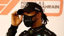 Formula 1 world champion Lewis Hamilton tests positive for Covid-19