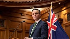 Climate Change Minister James Shaw. (Photo / NZ Herald)