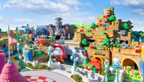 Nintendo fans can visit the world of Mario at new theme park in Japan