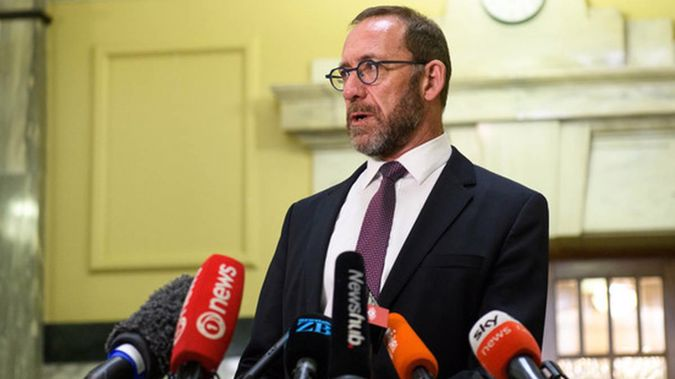 Andrew Little will be in charge of coordinating the Government's response.