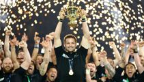 Richie McCaw named World Rugby's player of the decade