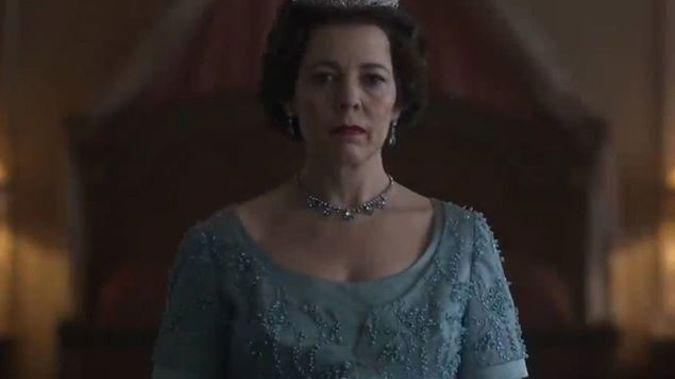 Olivia Colman as Queen Elizabeth II in The Crown. (Photo / Netflix)