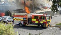'Ferocious' fire burns through building at central Auckland school