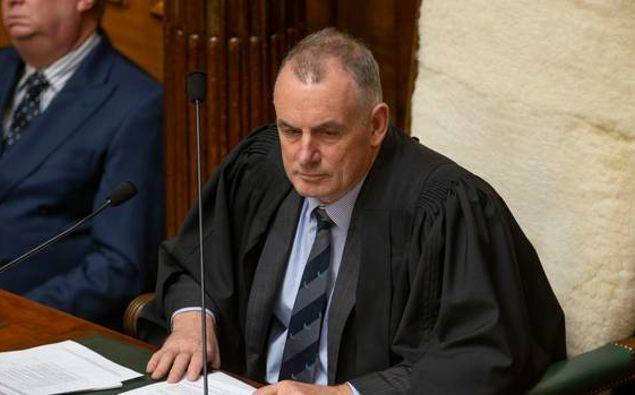 Trevor Mallard. (Photo / NZ Herald)