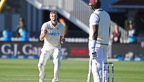 Black Caps dominate day two of second test against West Indies