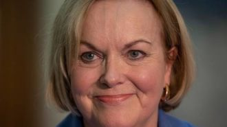 'Absolute hospital pass': Judith Collins on a challenging year