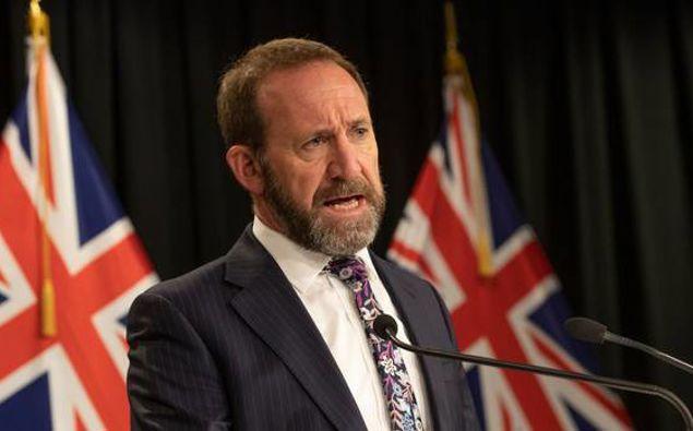 Health Minister Andrew Little. (Photo / NZ Herald)