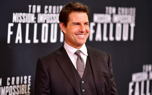 Tom Cruise. (Photo / Getty)