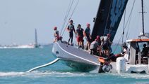 'The final nail': Floundering Brits blame Team NZ for foiling woes