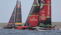 Team New Zealand win World Series after thrilling victory over Luna Rossa