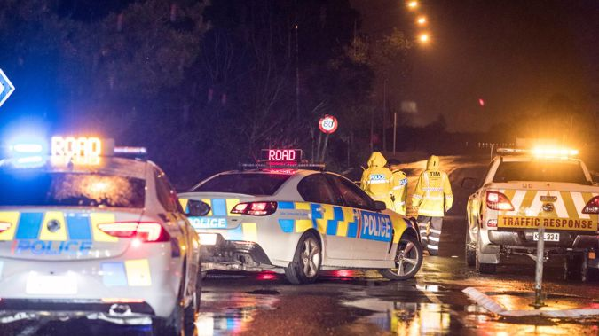 Police figures show that pursuits are most likely to happen between 10pm and 6am. Photo / Michael Craig